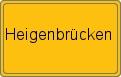 Wappen Heigenbrücken