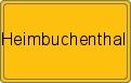 Wappen Heimbuchenthal