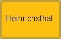 Wappen Heinrichsthal