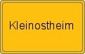 Wappen Kleinostheim