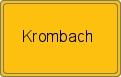Wappen Krombach