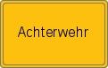 Wappen Achterwehr