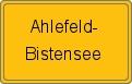 Wappen Ahlefeld-Bistensee