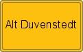 Wappen Alt Duvenstedt
