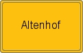 Wappen Altenhof