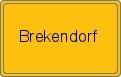Wappen Brekendorf