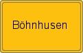 Wappen Böhnhusen