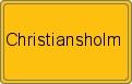 Wappen Christiansholm