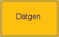Wappen Dätgen