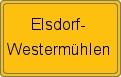 Wappen Elsdorf-Westermühlen
