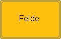 Wappen Felde