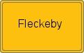 Wappen Fleckeby
