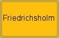Wappen Friedrichsholm