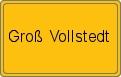 Wappen Groß Vollstedt