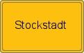 Wappen Stockstadt