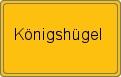 Wappen Königshügel