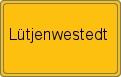 Wappen Lütjenwestedt