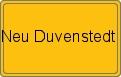 Wappen Neu Duvenstedt