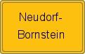 Wappen Neudorf-Bornstein