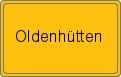 Wappen Oldenhütten