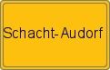 Wappen Schacht-Audorf