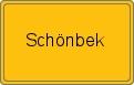 Wappen Schönbek