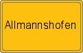 Wappen Allmannshofen