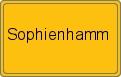 Wappen Sophienhamm