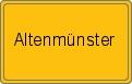 Wappen Altenmünster