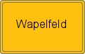 Wappen Wapelfeld