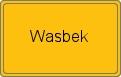 Wappen Wasbek