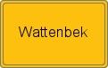 Wappen Wattenbek