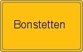 Wappen Bonstetten