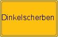 Wappen Dinkelscherben