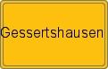 Wappen Gessertshausen