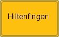 Wappen Hiltenfingen