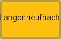 Wappen Langenneufnach