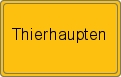 Wappen Thierhaupten