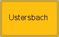 Wappen Ustersbach