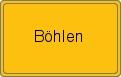 Wappen Böhlen