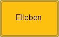 Wappen Elleben