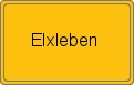 Wappen Elxleben