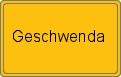 Wappen Geschwenda