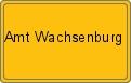 Wappen Amt Wachsenburg