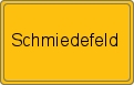 Wappen Schmiedefeld