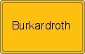 Wappen Burkardroth