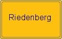 Wappen Riedenberg