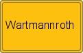 Wappen Wartmannroth