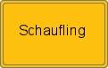 Wappen Schaufling