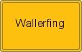 Wappen Wallerfing